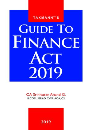 Guide To Finance Act 2019