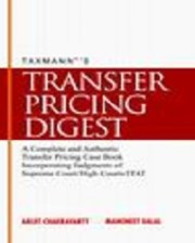 Transfer Pricing Digest