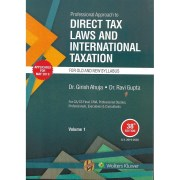 CA FINAL DIRECT TAX LAWS AND INTERNATIONAL TAXATION BY GIRISH AHUJA & RAVI GUPTA (OLD & NEW SYLL.)