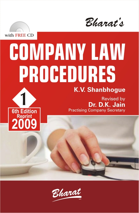 Company Law Procedures in 2 volumes (with FREE CD)