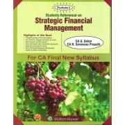 STRATEGIC FINANCIAL MANAGEMENT BY CA G.SEKAR & CA B.SARAVANA PRASATH (NEW SYLLABUS) CA-FINAL