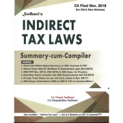 INDIRECT TAX LAWS SUMMARY-CUM-COMPILER BY CA VINEET SODHANI & CA DEEPSHIKHA SODHANI