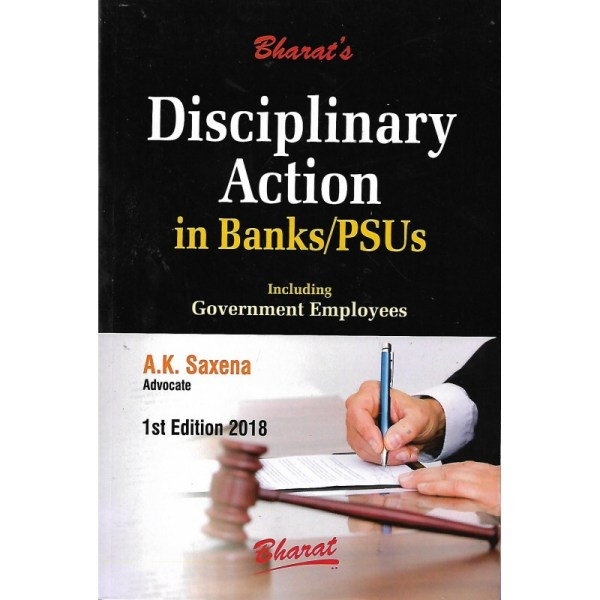 DISCIPLINARY ACTION IN BANKS/PSUS, 2018