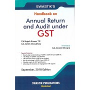 ANNUAL RETURN AND AUDIT UNDER GST BY CA RAJESH KUMAR T R & CA ASHISH CHAUDHARY