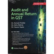 AUDIT AND ANNUAL RETURN IN GST BY CA AVINASH PODDAR, CA ASHU DALMIA & CA GAURAV GUPTA