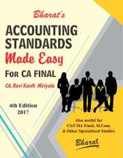CA FINAL ACCOUNTING STANDARDS Made Easy for CA Final (Old Syllabus