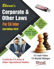 CA Inter CORPORATE & OTHER LAWS