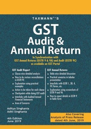 Buy GST Audit & Annual Return