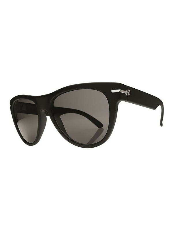 Electric Arcolux Sunglasses - Gloss Black- Grey
