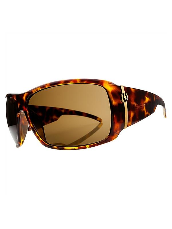 Electric Big Beat Sunglasses Tort Shell- Bronze