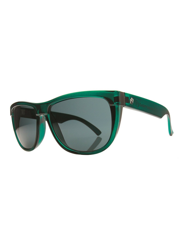 Electric Flipside Sunglasses Midnight Green- Grey