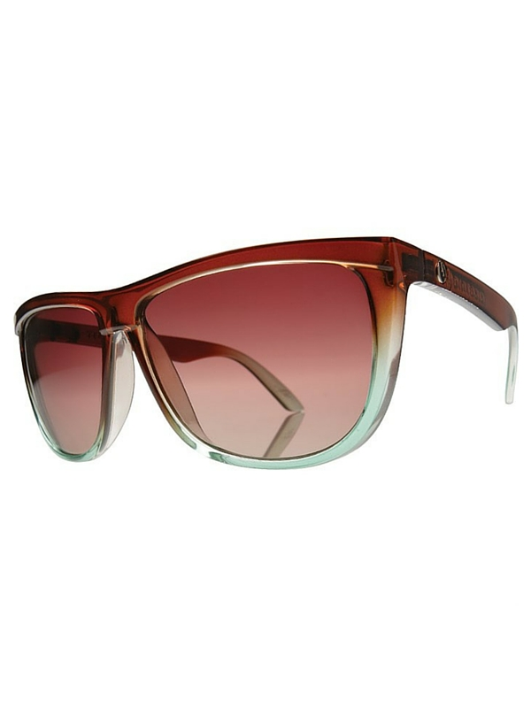 Electric Tonette Sunglasses Brown Mint Fade- Brown Gradient