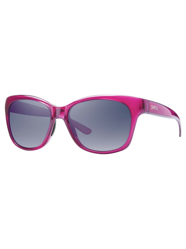 SMITH FEATURE SUNGLASSES CRYSTAL PLUM