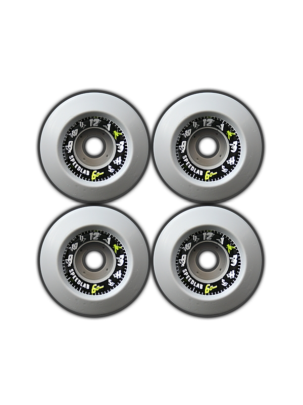 SPEEDLAB WHEELS TIME FLIES 60MM-98A