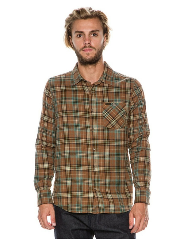 VOLCOM GATES LONG SLEEVE SHIRT (1)