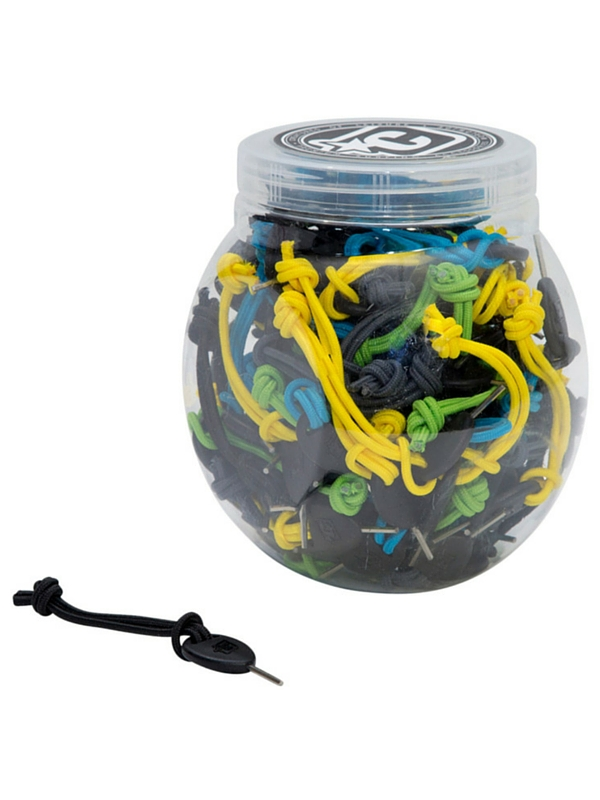 CREATURES OF LEISURE FIN KEY LEASH STRING