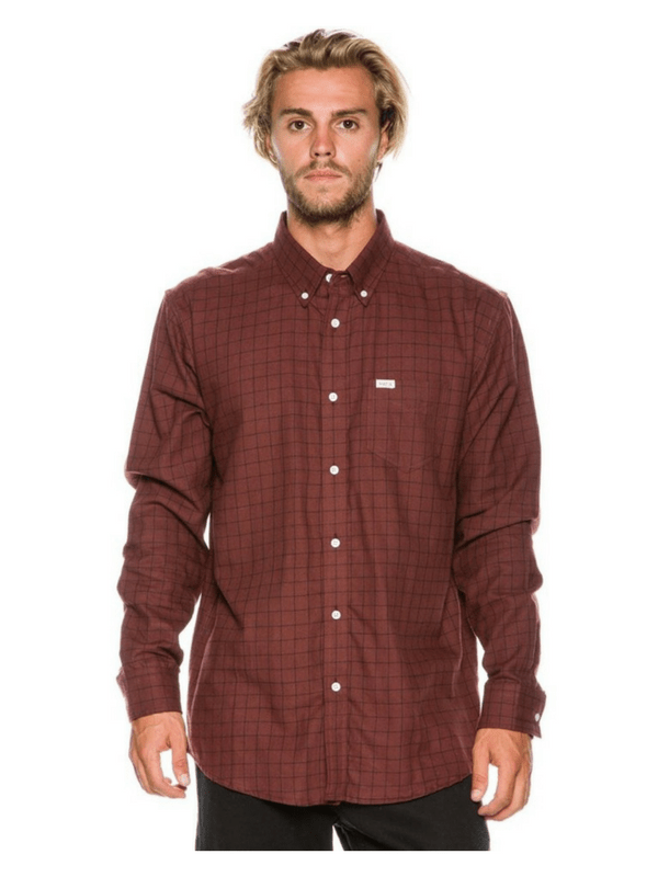 MATIX GRIDLEY LONG SLEEVE SHIRT