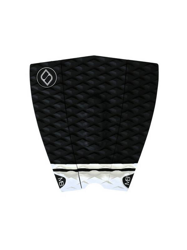 shapers-matt-banting-kicker-3-piece-surfboard-traction-tailpad-black%2f-white
