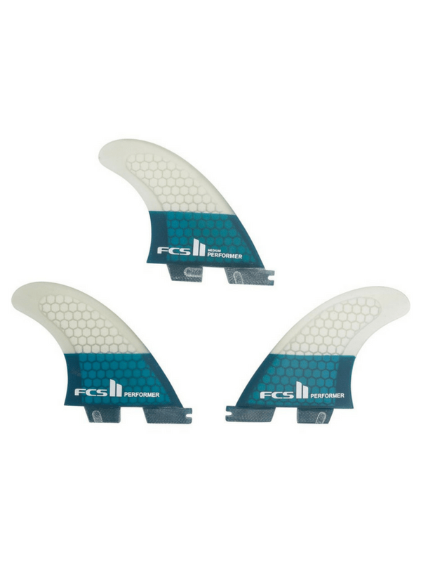 FCS II PERFORMER PC MEDIUM TRI FINS