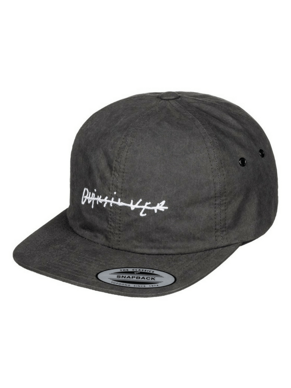 QUIKSILVER GRAMATIC SNAPBACK HAT