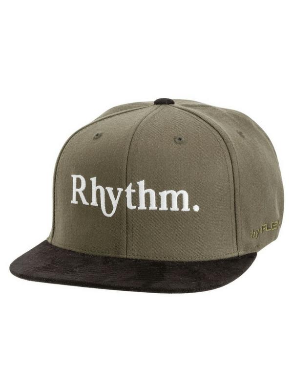 RHYTHM FLAGSHIP CAP
