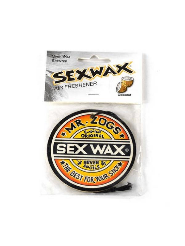 SEX WAX AIR FRESHENER – COCONUT