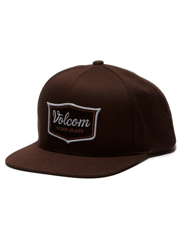 081722e6d00 VOLCOM CRESTICLE SNAPBACK HAT - Shop.Surf
