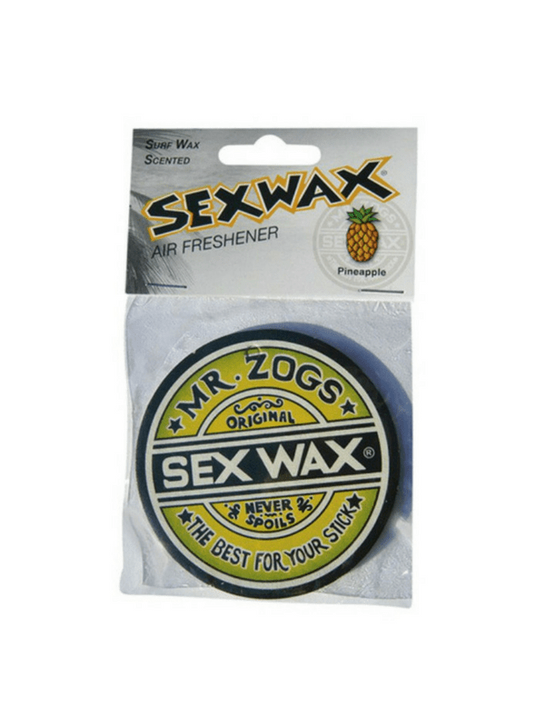 SEX WAX AIR FRESHENER - PINEAPPLE