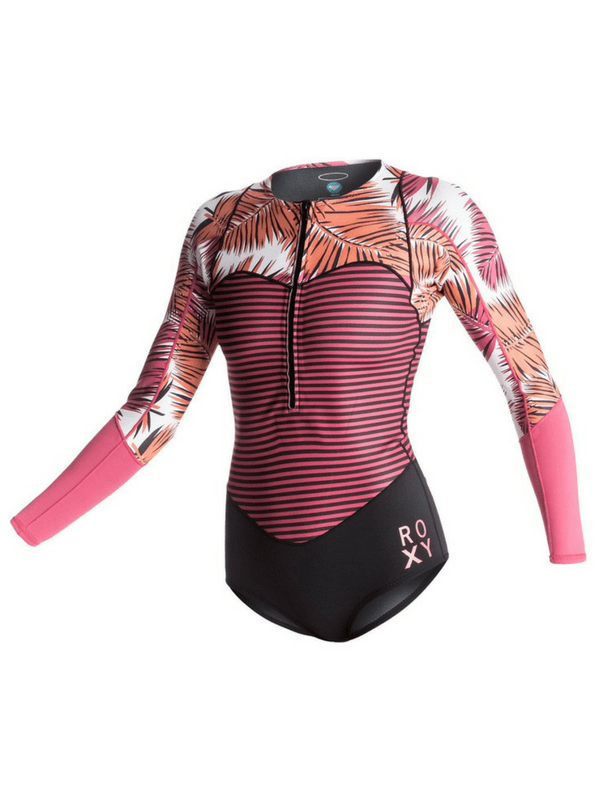 ROXY PALM FOREVER LONG SLEEVE SPRINGSUIT
