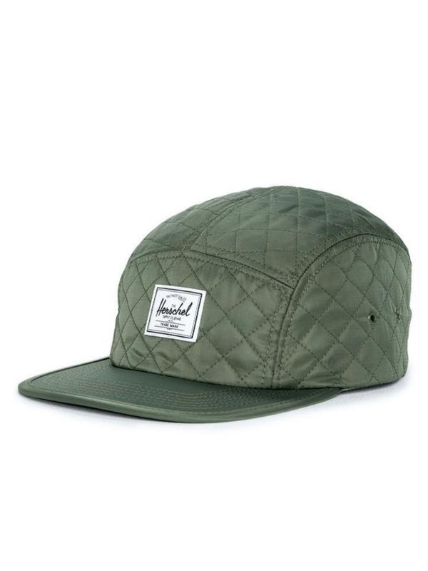 HERSCHEL GLENDALE HAT - ARMY