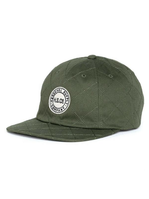 HERSCHEL GLENWOOD HAT - QUILT ARMY