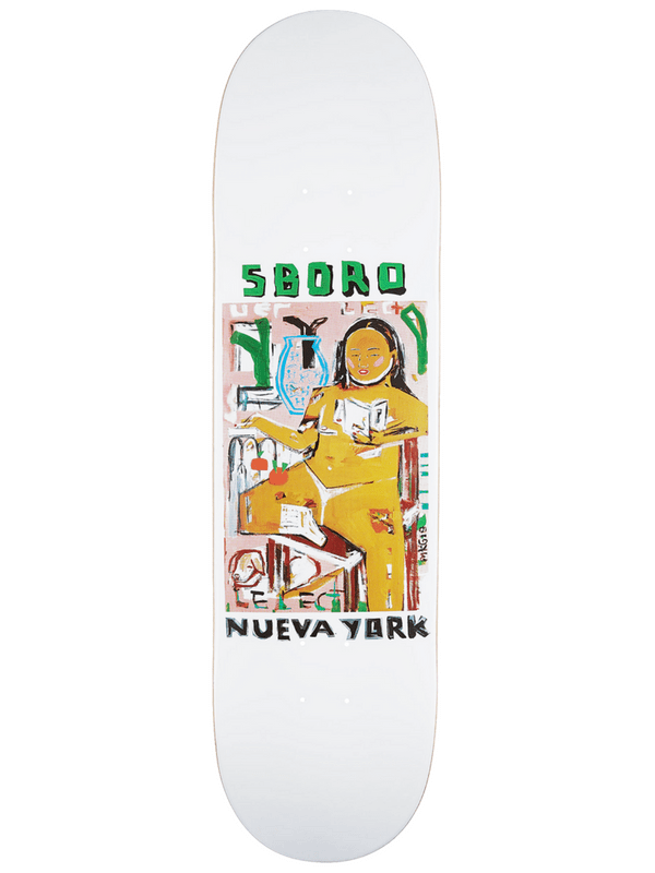 5BORO X MKG APARTMENT GIRL DECK-8.25