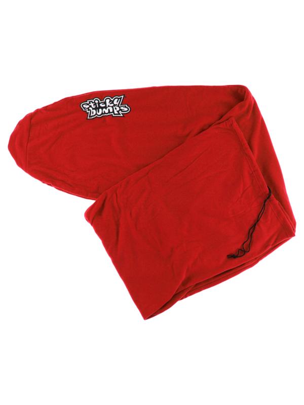 SB FLEECE BOARD SOCK 8'-6 RED LONGBOARD