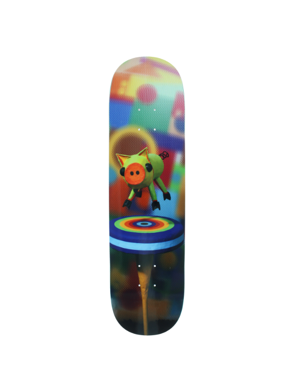 AW ICON FLOATING PIG SLICK DECK-8.12