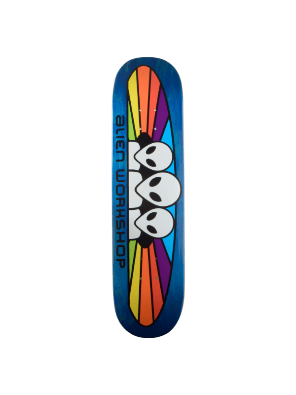 AW SPECTRUM SM DECK-7.87 assorted stain