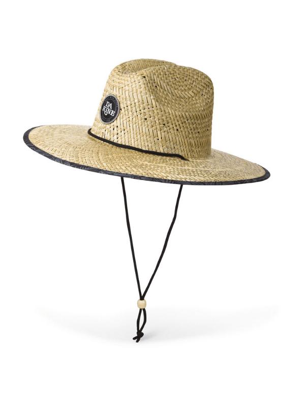DAKINE PINDO STRAW HAT – STENCIL PALM