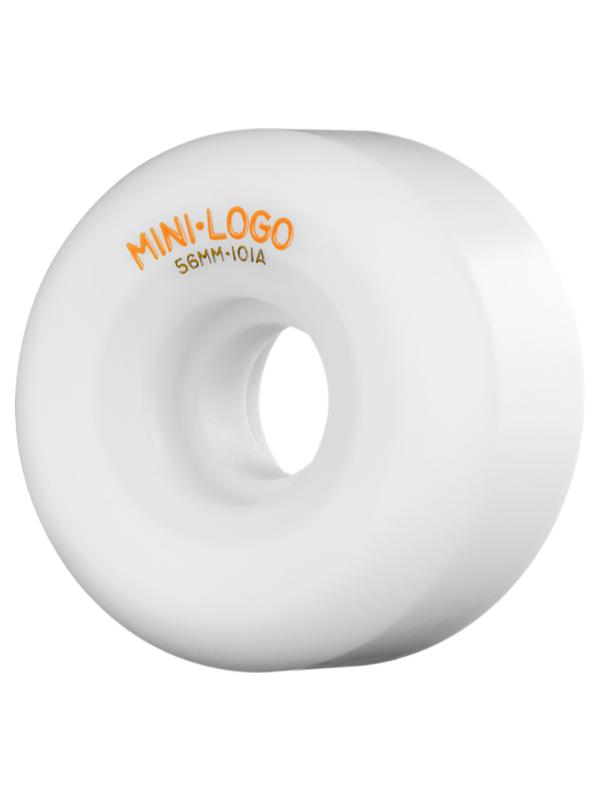 MINI LOGO A-CUT 56mm 101a WHITE ppp