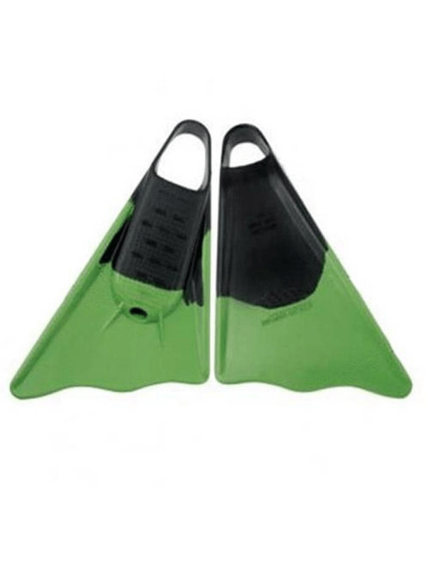 ALLY FLOATING SWIM FINS SMALL BL