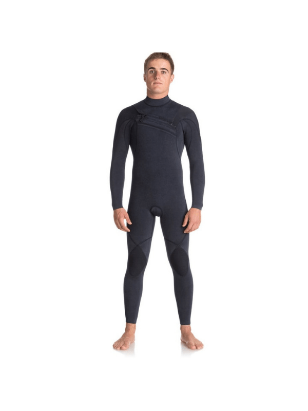 QUIKSILVER MENS 4_3 Q.O. MONOCHROM AZIP GBS WETSUIT