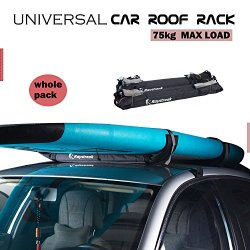 Paddle Board Car Racks >> Raystreak 24 Stand Up Paddle Board Car Roof Rack Pad Set