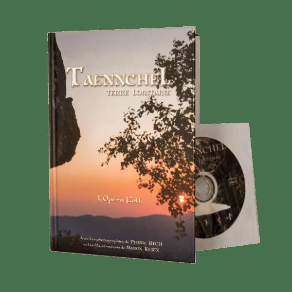 Livre-Opéra-Folk Taennchel-Terre-Lointaine