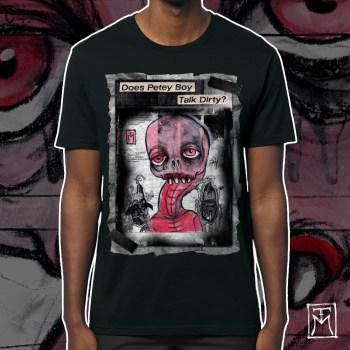 Petey Boy Illustrated T-Shirt