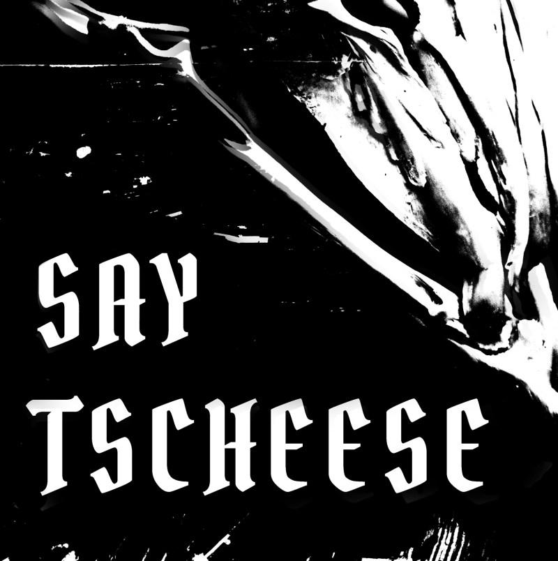 Say Tscheese T-Shirt Detail 1