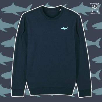 Sharkie Unisex Sweatshirt