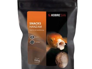 Kobre®San Snack Hanzam, Koifutter, Snack für Kois, Fischfutter
