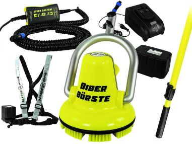 Biber 22 Brush Komplettpaket