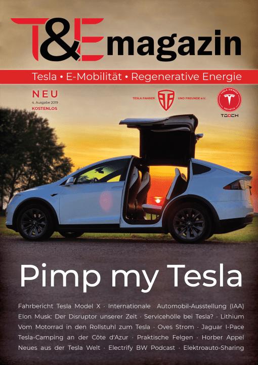 T&Emagazin Ausgabe 4