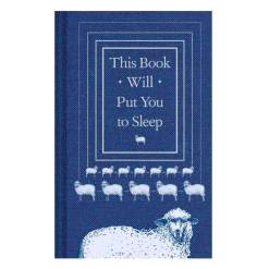 this book will put you to sleep cover