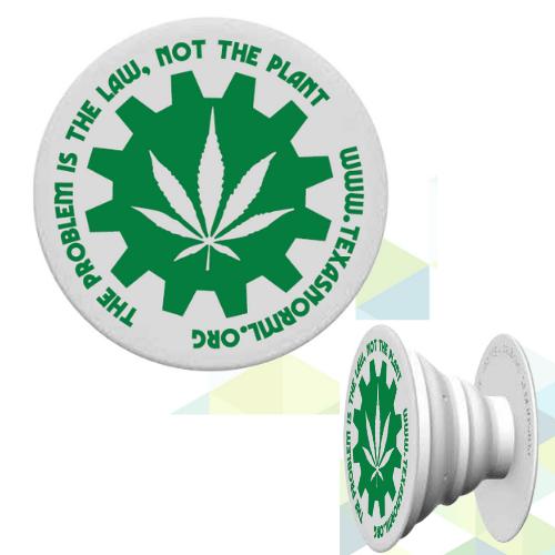 leaf popsocket