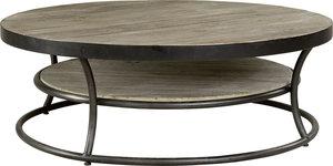 ELMWOOD vardagsrum bord runt - Artwood